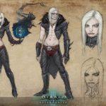 Diablo 3 Героический сезон Некромант (Сюжет) Акт 1 - 5