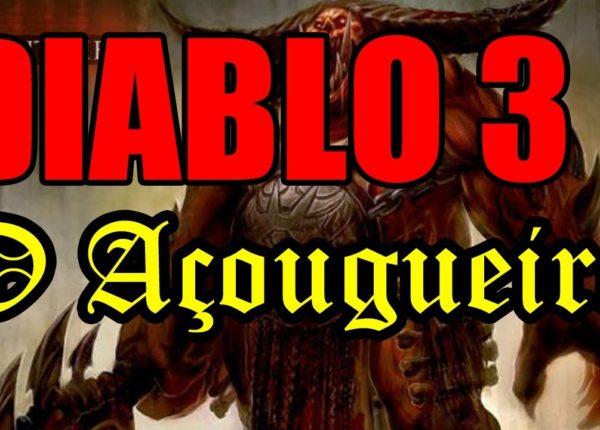 Diablo 3 - O Açougueiro (The Butcher)