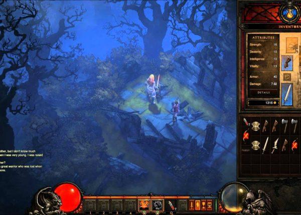 Diablo 3 Walkthrough Ep.1 (Barbarian | *live* commentary)