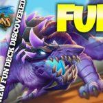 FUN DECK ALERT - Trash Dragon Warlock   Firebat Hearthstone