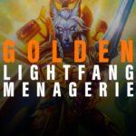 Golden Lightfang Menagerie | Dogdog Hearthstone Battlegrounds