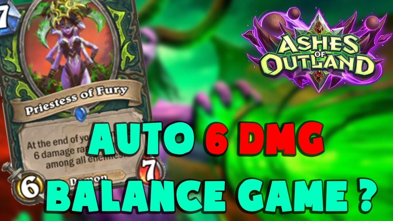 HEARTHSTONE DECK #308: Aggro Demon Hunter broken vcl | LEGEND rank | ashes of outland