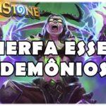 HEARTHSTONE - NERFA ESSES DEMÔNIOS! (STANDARD TEMPO DEMON HUNTER)