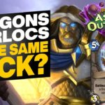 *HIGH WINRATE* LEGEND DRAGON MURLOC PALADIN DECK - Hearthstone Ashes of Outland
