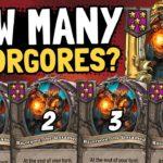 HOW MANY RAZORGORES IS TOO MANY!? | Battlegrounds | Hearthstone