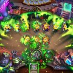 Hearthstone Ashes of Outland - New Gameplay and Animations