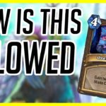 (Hearthstone Big Druid) How is this Allowed?!?!   Ashes of Outland
