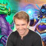 (Hearthstone) Dragon Druid VS Warrior