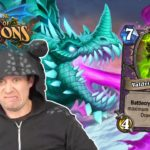 (Hearthstone) Dragon Handlock in Descent of Dragons!