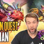 (Hearthstone) Dragon Quest Shaman VS Warlocks