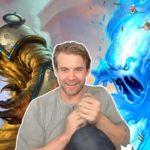 (Hearthstone) Elemental Mage VS Druids