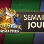 Hearthstone Europe Grandmasters Semaine 2 Jour 2