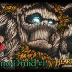 Hearthstone - Fat Reno Druid #1