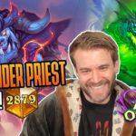(Hearthstone) Highlander Priest To Legend