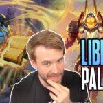(Hearthstone) Libram Paladin VS Egg Warrior