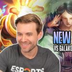 (Hearthstone) New Priest VS Galakrond Warlock
