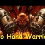 Hearthstone No Hand Warrior Deck