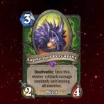 Hearthstone - Nobody Expects the Augmented Porcupine