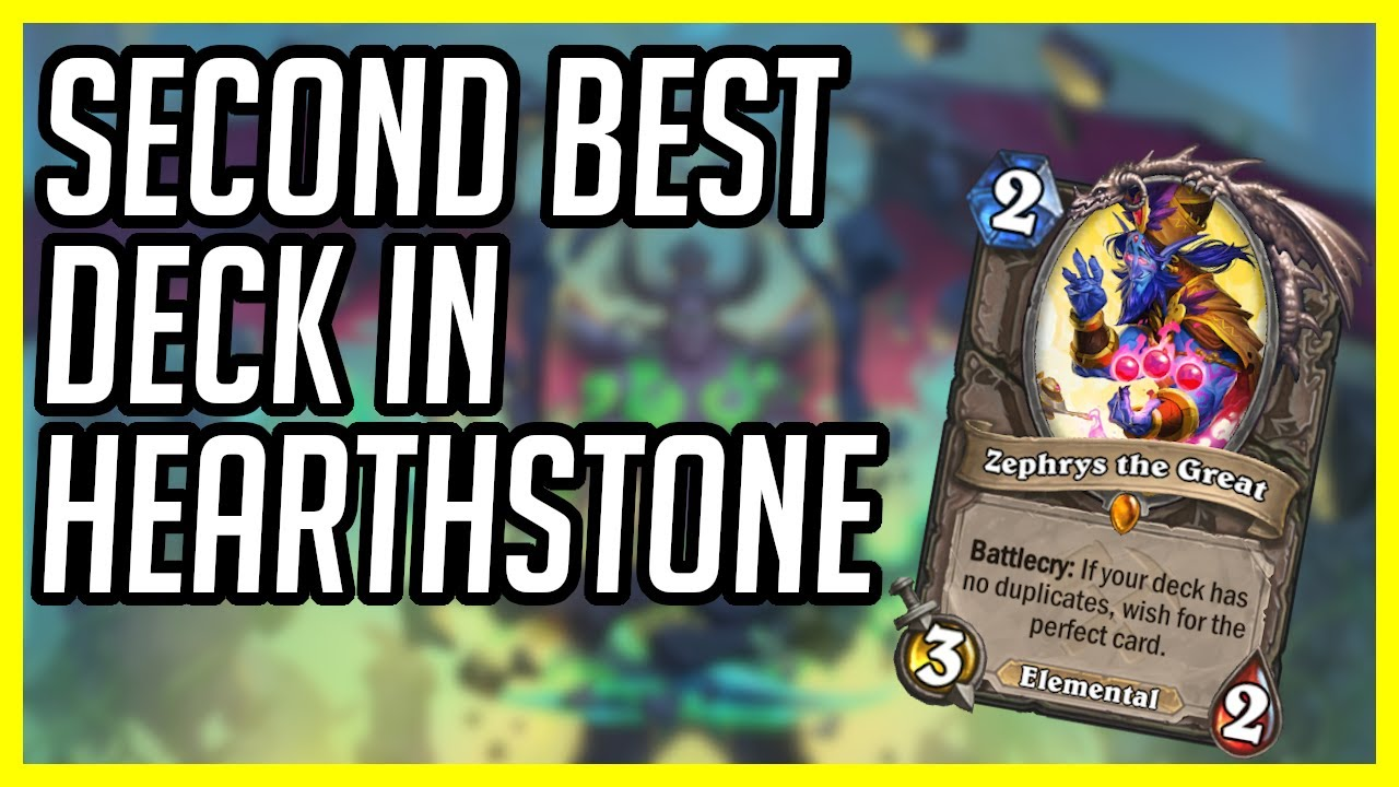 (Hearthstone) Second Best Deck in Hearthstone | Highalnder Demon Hunter | Ashes of Outlands