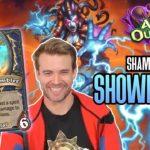 (Hearthstone) Shaman Showdown + Nagrand Slam Shenanigans