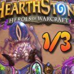 Hearthstone - Stary deck C'thun 1/3