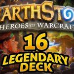 Hearthstone - The 16 Legendaries Deck