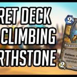(Hearthstone) The Secret Deck for Climbing in Hearthstone | Murloc Paladin | Descent of Dragons