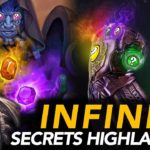 INFINITY Highlander Secret Rogue | Ashes Of Outland Hearthstone