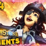 It's A LEGENDARY, It's GLOWING, And IT HEALS!! | Hearthstone Daily Moments Ep.1364