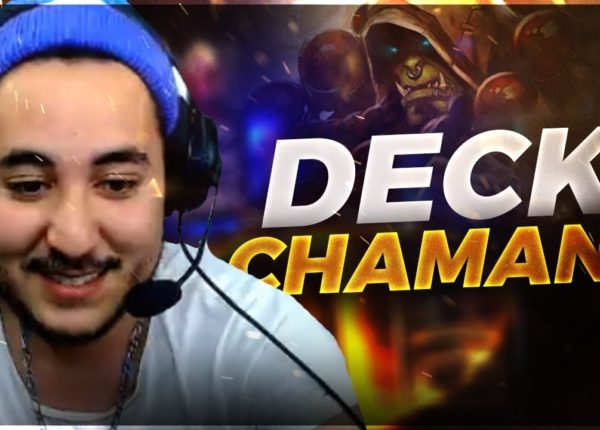 LE DECK CHAMAN OP ! ► HEARTHSTONE