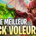 LE MEILLEUR DECK VOLEUR DE LA META