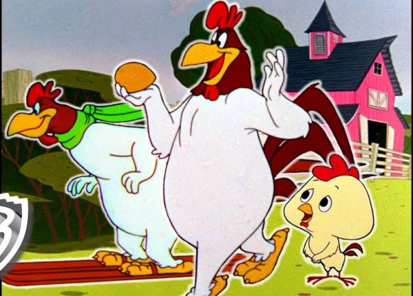 Looney Tunes en Latino | El Gallo Claudio en la granja | WB Kids