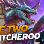 MALYGOS' ONE TWO SWITCHEROO! | Hearthstone Battlegrounds | Savjz