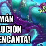 MAZO CHAMAN EVOLUCIÓN   CENIZAS DE TERRALLENDE   HEARTHSTONE