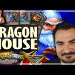 MEET DRAGON-HOUSE! - Hearthstone Battlegrounds