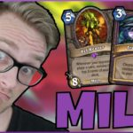 MILL EVERYTHING! (and EVERYONE) | Quest Treachery Warlock | Descent of Dragons | Wild Hearthstone
