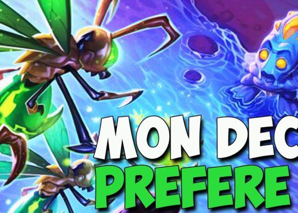 MON DECK PRÉFÉRÉ