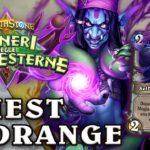 Midrange Priest: Risorse Infinite! CENERI DELLE TERRE ESTERNE! | Hearthstone Ita