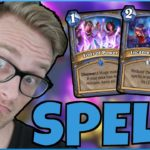 NO MINIONS ALLOWED! (Spell Mage Viable in Wild?) | Ashes of Outland | Wild Hearthstone