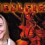 (Odrin VS Diablo) DIABLO 1: HELLFIRE | The Monk - PART 6