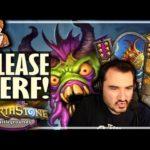 PLEASE NERF MACKEREL! - Hearthstone Battlegrounds