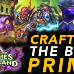 Prime Guide To Crafting Primes! | Ashes Of Outland | Hearthstone