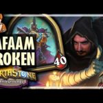 RAFAAM IS BROKEN! - Hearthstone Battlegrounds
