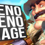 Reno Reno Mage RANK 1 LEGEND Deck?! | Standard | Hearthstone