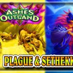 Sethekk Veilweaver and Plague Games ~ Hearthstone Ashes of Outlands