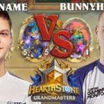 SilverName vs Bunnyhoppor. HearthStone GrandMasters 2020 Season 1