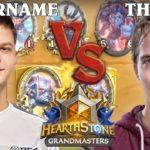 SilverName vs ThijsNL. HearthStone GrandMasters 2020 Season 1
