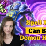 Spell Mage can beat Demon Hunter!!? | Hearthstone | Ashes of Outland