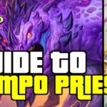 THE NEW POPPING PRIEST DECK THATS NOT RESS | GUIDE TO TEMPO PRIEST | ASHES OF OUTLANDS | HEARTHSTONE