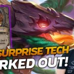 THE SURPRISE TECH CLINCHED THE GAME! | Hearthstone Battlegrounds | Savjz